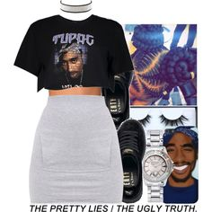 Untitled #269 by jezellee on Polyvore featuring polyvore, fashion, style, Boohoo, Versus, NLY Accessories, Charlotte Russe, Puma, Huda Beauty and clothing
