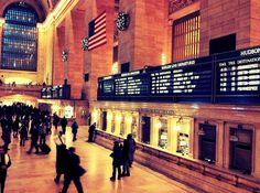 Grand Central Station - NYC