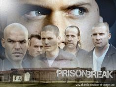 (right to left not real names) Fernando Sucre, Theodore T-bag Bagwell, Micheal Scofield, John Abruzzi, & Lincoln Burrows. Also on the top is Micheal Scofield <3