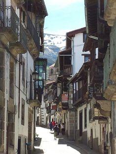 Candelario,Salamanca