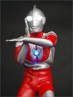 "Bin ""Satoshi"" Furuya as Ultraman"
