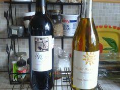 Vino oporto y aceite de olivo de Puerto Nuevo
