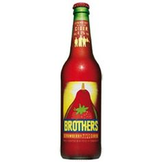 Brothers Strawberry Cider  ♥
