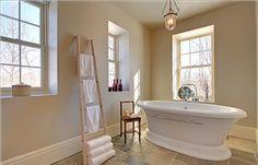 Bathtub; spaciousness