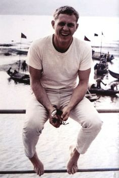 A COOL CLASSIC- Steve McQueen | Mark D. Sikes: Chic People, Glamorous Places, Stylish Things