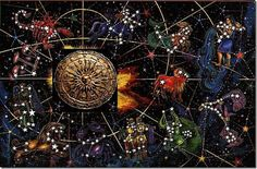Very interesting, discover your future: Cosmic passport or astrological birth chart. by SpikaSkar108