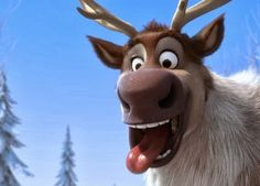 Disney's Frozen – Sven the Reindeer