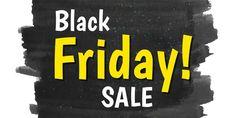 Arriva il Black Friday 2015. Lo shopping online mai così conveniente
