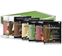 Buy Shakeology – 7 day sampler Get 1 of each of the Shakeology flavors to see which you like the best!