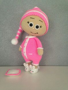 VK is the largest European social network with more than 100 million active users. Diy Crochet Toys, Crochet Dollies, Crochet For Kids, Crochet Baby, Doll Amigurumi Free Pattern, Crochet Doll Pattern, Amigurumi Doll, Handmade Dolls Patterns, Handmade Toys