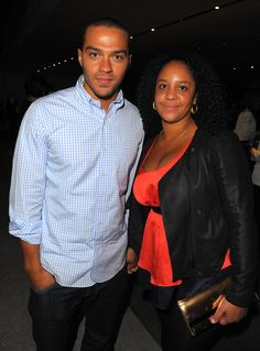Grey's Anatomy Star Jesse Williams and Wife Expecting First Child!