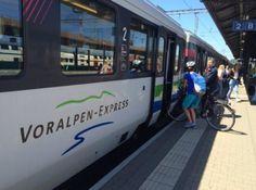 Getting on the Voralpen Express Switzerland Summer, Switzerland Tour, Swiss Travel Pass, Travel Flights, Train Tour, Summer 2016, Tours