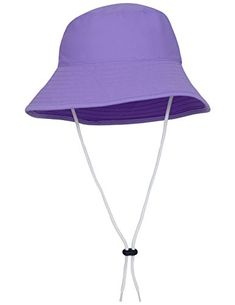 Conservative Swimsuit, Christmas Gifts For Girls, Kids Hats, Sun Protection, Sun Hats, Fashion Brands, Bucket Hat, Purple, Amazon