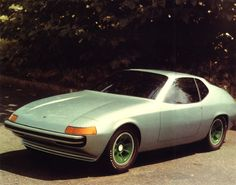 OG | 1976 Porsche 924 | Mock-up Maintenance of old vehicles: the material for new cogs/casters/gears could be cast polyamide which I (Cast polyamide) can produce