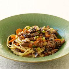 Pork Lo Mein Recipe | Weight Watchers