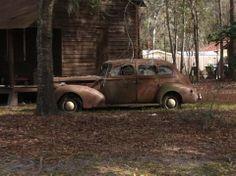 Old Rust Bucket,Stillwell,Ga
