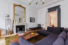 Flat in Paris, France. Go for a trip in the heart of the highly sophisticated Parisian universe in this luxurious family apartment. For informed design aficionados. A unique experience you will want to share: offers full comfort for up to 6 people. This luxurious apart...
