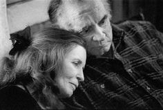 Johnny Cash & June Carter Cash were married 35 years.