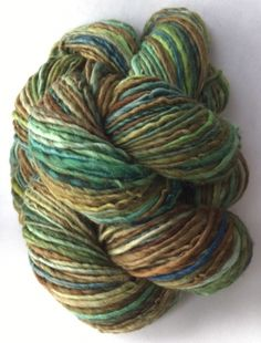 Terrible Seashells - spincycle yarns