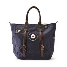 Introducing another sturdy addition to our popular Royal Canadian Air Force heritage collection. Striking navy nylon carry-on with reinforced seams, canvas Reading Socks, Kids Stockings, Swag Ideas, Stocking Stuffers For Kids, Michael Kors Hamilton, Canoe, Gift Bags, Sunglasses Accessories, Air Force