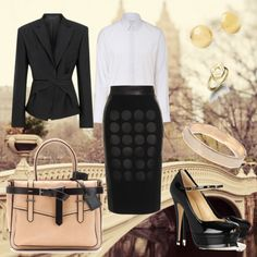 """Work Fashion IQ"" by emunah75 on Polyvore"