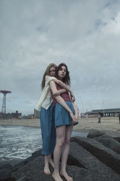 Oyster Fashion: 'Siamese Dream' Shot By Franey Miller | Fashion Magazine | News. Fashion. Beauty. Music. | oystermag.com
