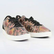 Nike Kobe 8 NSW Lifestyle LE Snake Skin 582552 700 Sulfer Black Shoes Mens