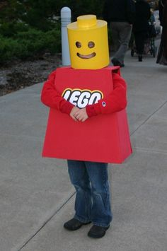 more lego guy - we used the instructions here for the body.  It worked but your kid can't sit down in the costume.  Not a deal breaker for us, but it could be for some kids.