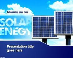 Download free gas cooker powerpoint template for your cool solar energy companies 2017 free solar energy powerpoint template free powerpoint templates energy toneelgroepblik Gallery