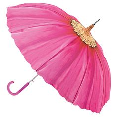 One of a woman's greatest pleasures is a pretty umbrella to brighten those dark, damp rainy days, and I don't own one like this!!!! This should change!