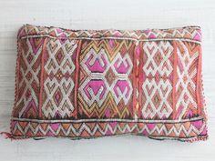 ethnic pillow berber.