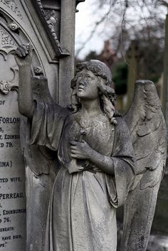 Graveyard Angel .