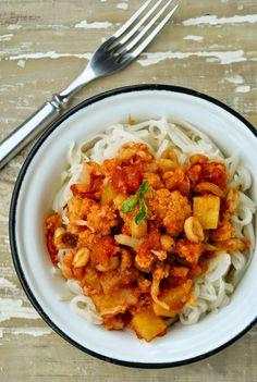 VeganSandra - tasty, cheap and easy vegan recipes by Sandra Vungi