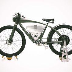 Icon's Retro Electric Bicycle