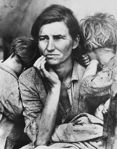 The True Stories Behind 8 Of History's Most Famous Pictures: Migrant Mother, 1936