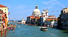 A Venetian Highway - the Grand Canal http://www.venice-italy-veneto.com/best-of-venice.html