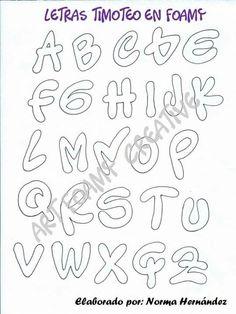 Letras Stencil Lettering, Graffiti Lettering Fonts, Hand Lettering Alphabet, Doodle Lettering, Lettering Styles, Calligraphy Letters, Lettering Design, Alphabet Templates, Alphabet Design