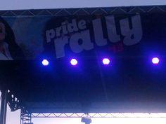 Pride Kick off rally