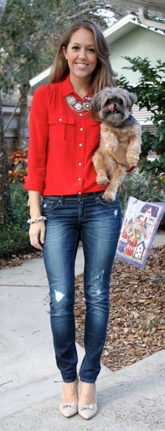 Todays Everyday Fashion: Christmas Day - Js Everyday Fashion
