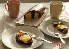 Metrový koláč s lahodnou plnkou s rumovou chuťou - Sisters Bakery Ale, French Toast, Bakery, Food And Drink, Sisters, Breakfast, Recipes, Morning Coffee, Ale Beer