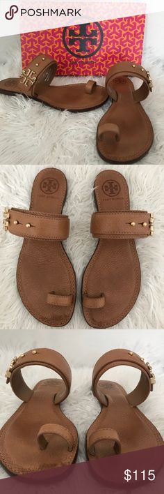 039d3f8a61a4e1 Tory Burch Sandal 100% Authentic Tory Burch sandal. Practically New! Wore 1-