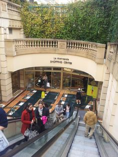 Le Metropole Shopping Center (luxury mall) - Monte-Carlo, Monaco