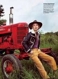 Image result for aussie farmer girl editorial