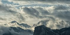 cloudy by David Lahnsteiner on 500px