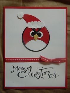 Can an Angry Bird be happy, even if only for Christmas?