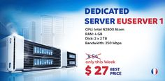 Dedicated Server in France with -50% - https://amplica.net/dedicated-server-france-50/