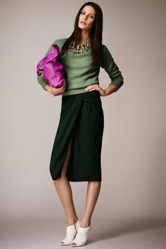 Burberry Prorsum Resort 2013-14