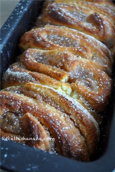 Gourmet Recipes, Sweet Recipes, Dessert Recipes, Cooking Recipes, Easy Cooking, Cooking Time, Croissants, Levain Bakery, Dessert Bread