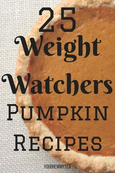 Look no further than our list of 25 Weight Watchers Pumpkin Recipes! This has great savory and sweet ideas that fit into your points plan! Weight Loss Meals, Quick Weight Loss Tips, Weight Watchers Meals, Healthy Weight Loss, How To Lose Weight Fast, Reduce Weight, Losing Weight, Dessert Weight Watchers, Plats Weight Watchers