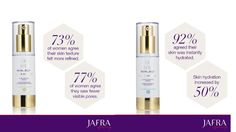 Royal Jelly Moisturizers Extra Hydration w/Vitamin E or  Pore Minimizer w/Vitamin C https://usa.jafra.com/shop/products/80756?cid=210312&source=pws#top